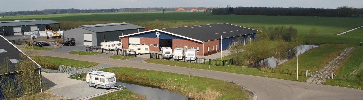 S&S Caravans en Aanhangers Gorredijk